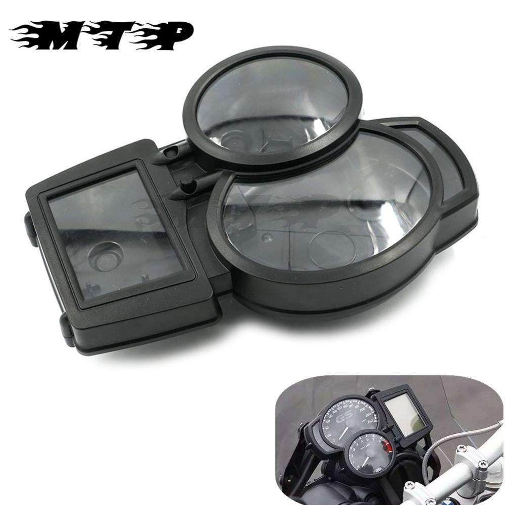 Motorcycle instrument Gauges Cover Case For BMW F800GS 2008 2009 2010 2011 2012 2013 Housing Speedometer Tachometer