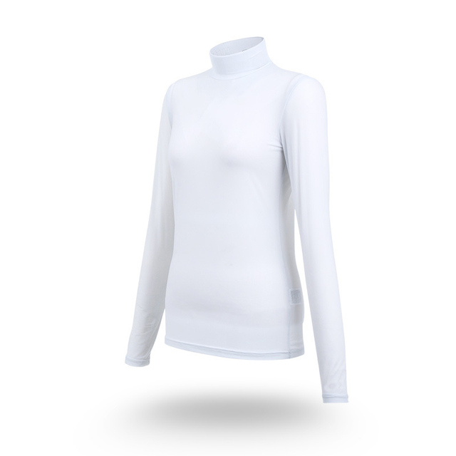 Women's PGM Sports Clothing Underwear Golf Sunscreen UV Ice Shirts Long Sleeve Clothes Golf Apparel