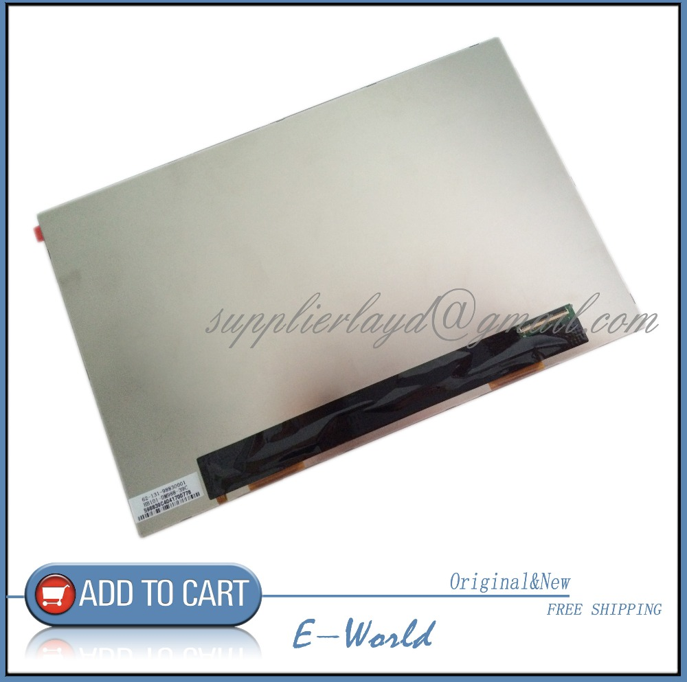 Original 10.1 inch LCD screen HB101-DM988-39C fre shipping