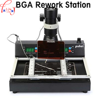 Infrared BGA repair station T-870A rework stations motherboard slot infrared dismounting table 110/220V 1PC