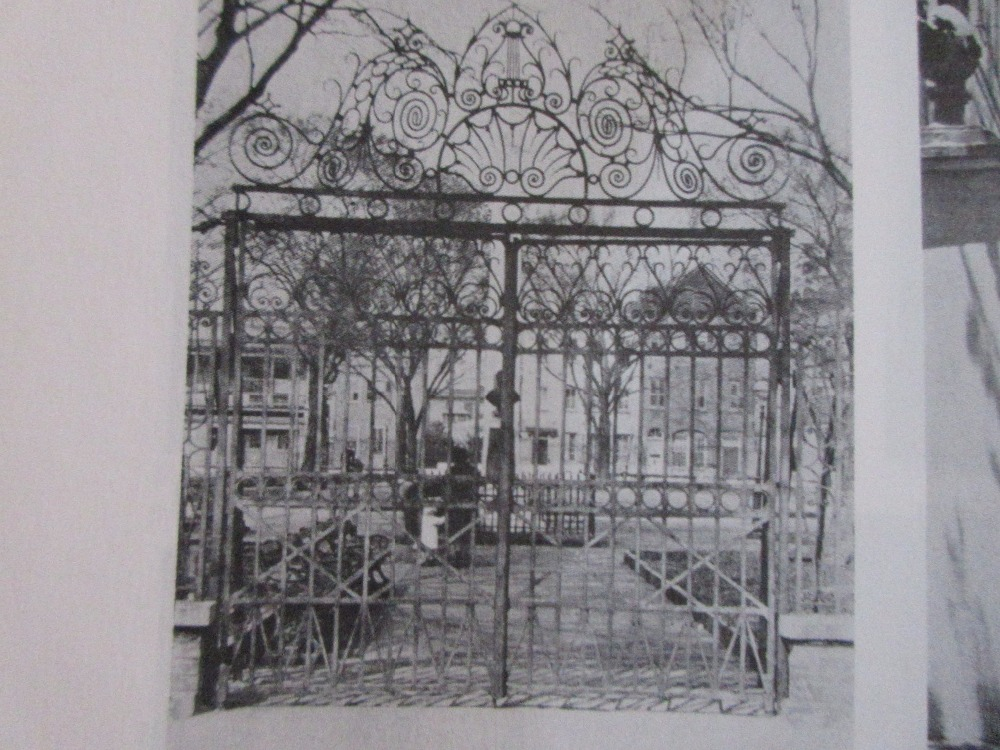 Hench 100% Factory Wholesale Custom Made Wrought Iron Gates Designs