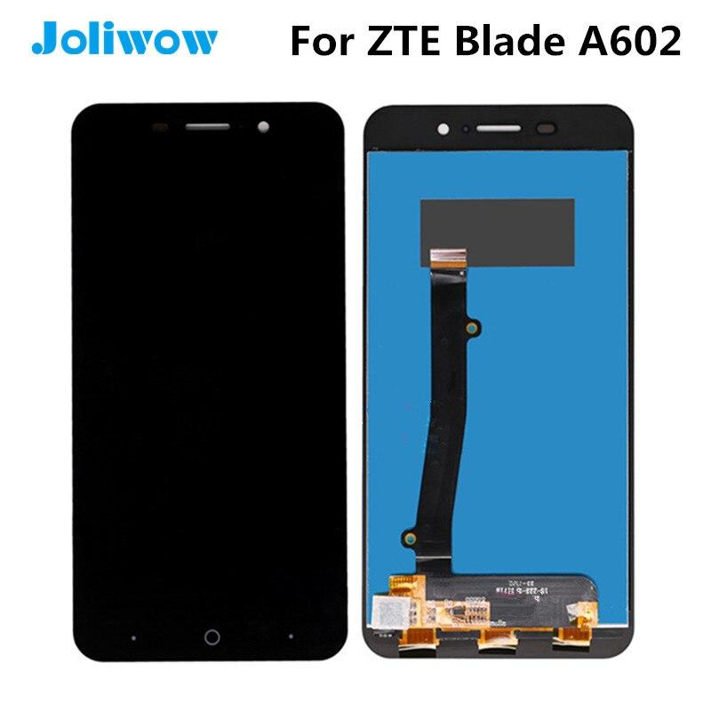 Pour ZTE Blade A602 LCD affichage avec écran tactile numériseur accessoires remplacement pour ZTE Blade A602 BA602 avec outils en Stock