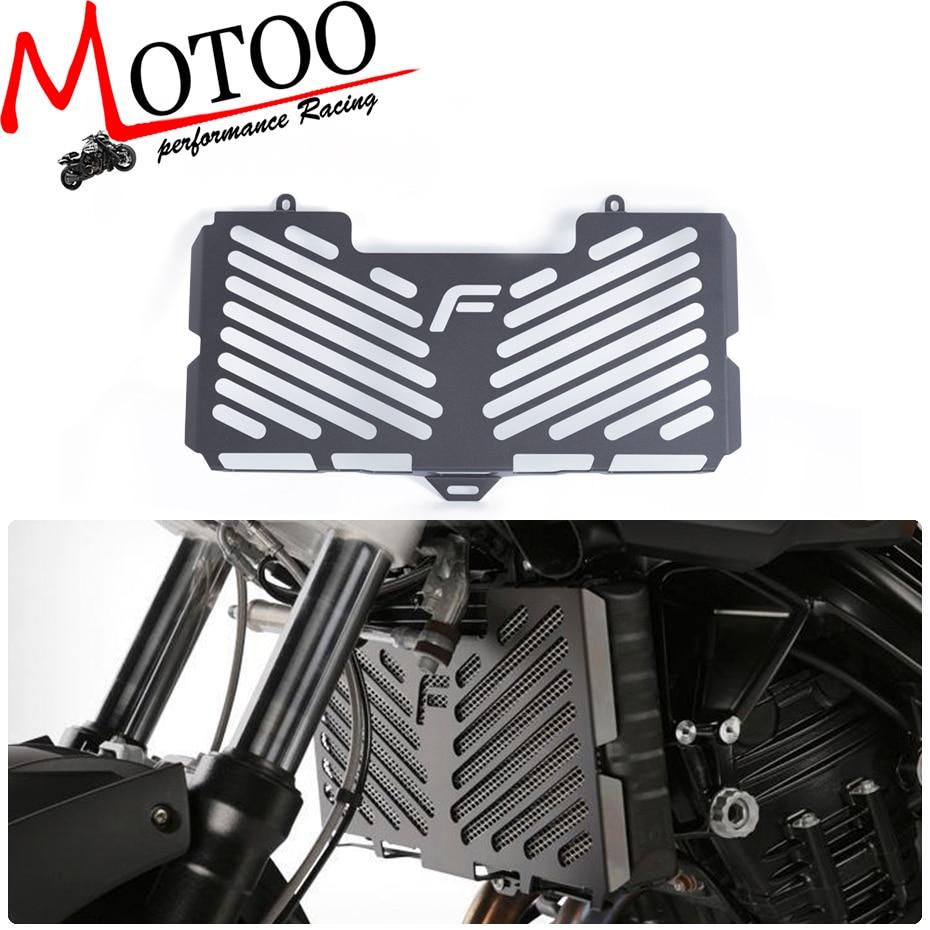 Motoo - Stainless Steel Motorcycle Radiator Guard Cover Protector FOR BMW F800R F800S F800 R/S F800GS F800 GS 2008-2016 motorcycle radiator grill grille guard screen cover protector tank water black for bmw f800r 2009 2010 2011 2012 2013 2014