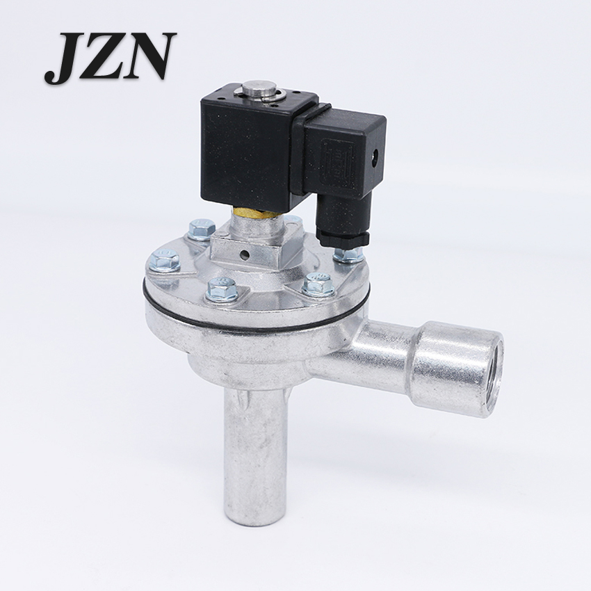DMF-Z-20A Right angle long tube electromagnetic pulse valve 6 points pneumatic control valve DMF-Z-20A injection valve diaphragm 2pcs dac7724u dac7724 sop28 new page 5