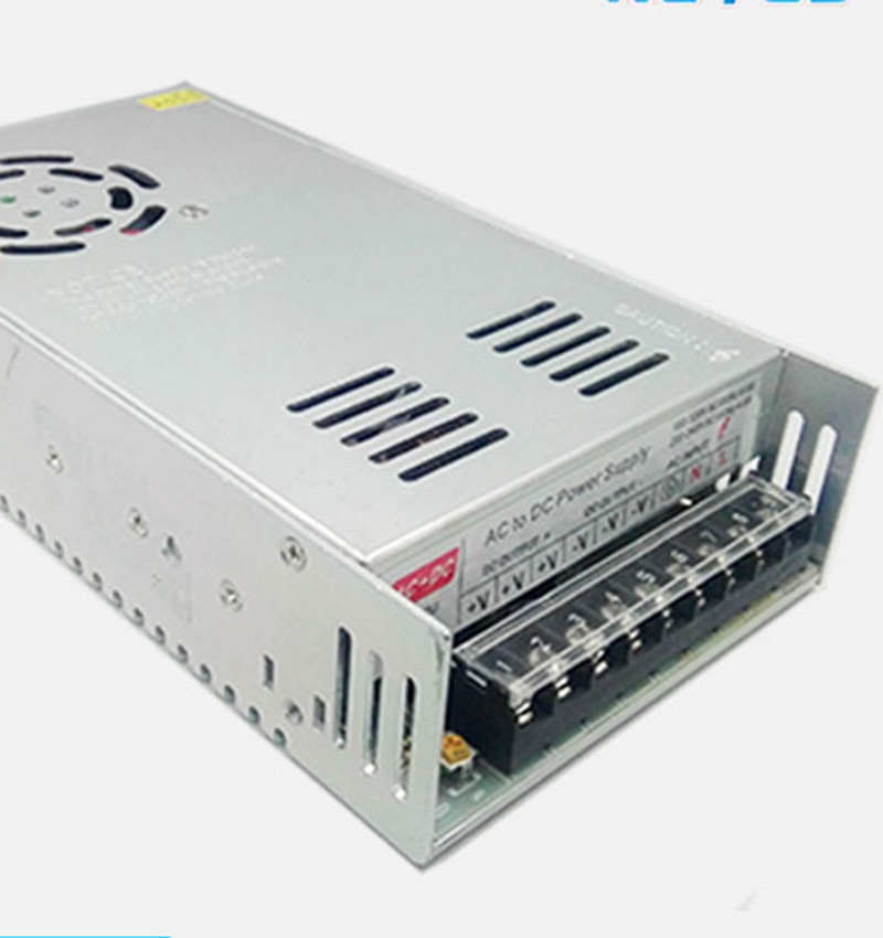 ALLISHOP switching power supply 24V 21A 500W single output input LED transformer 220v 110v AC to DC 24V for cctv led light allishop 300w 48v 6 25a single output ac 110v 220v to dc 48v switching power supply unit for led strip light free shipping