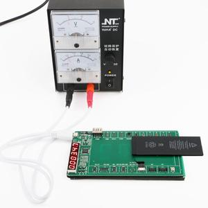 Image 5 - DIYFIX Battery Charging Activation Board Test Fixture for Apple iPhone for Samsung xiaomi Huawei Moto Vivo OPPO Andriod Phone