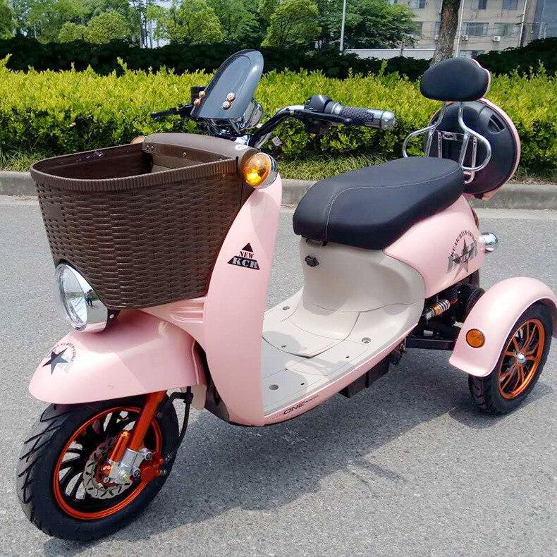 Scooter électrique moto électrique Citycoco moteur 800 W 60 V/20A E vélo vélo électrique