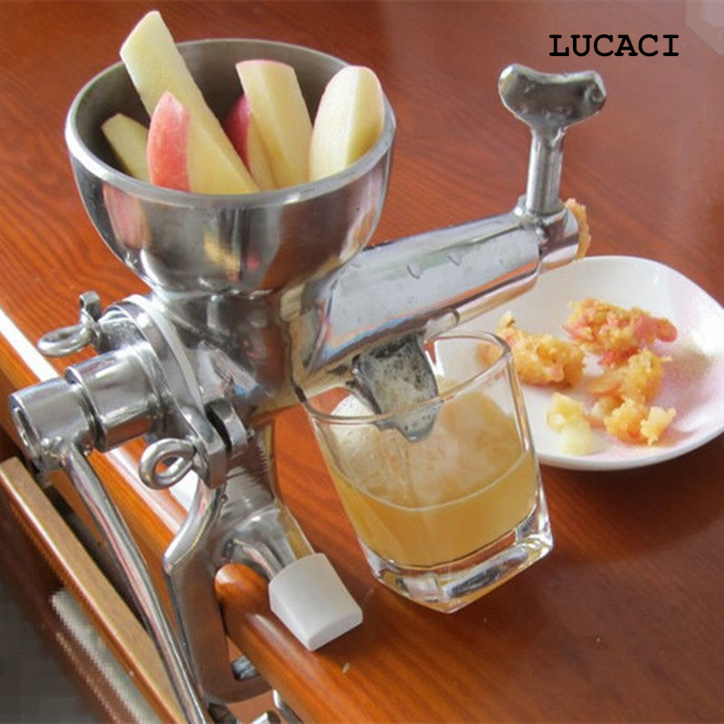 Exprimidor de limón exprimidor Manual de mano de 304 de acero inoxidable