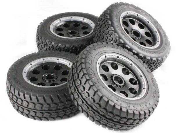 1/5 BAJA 5 T колеса и шины x 4 шт./компл. для HPI km rovan baja 5 t запчасти 85044