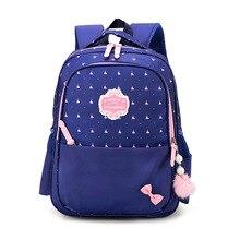 2019 Children School Bag Girls Kids Satchel Primary school backpack princess Orthopedic Backpack schoolbag kids Mochila Infantil цена и фото