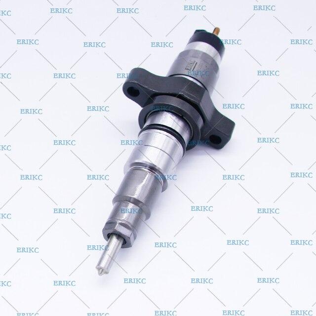 2018 nouveau ERIKC 0445120007 injecteur de carburant Assy 0445 120 007  Injection à rampe commune 0 445 Auto pompe Diesel pièce rechange automatique