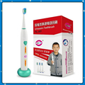 Dental Care YASI Rechargable Waterproof Sonic Electric Toothbrush FL-A9 With 3 Replacement Toothbrush Heads Color Green