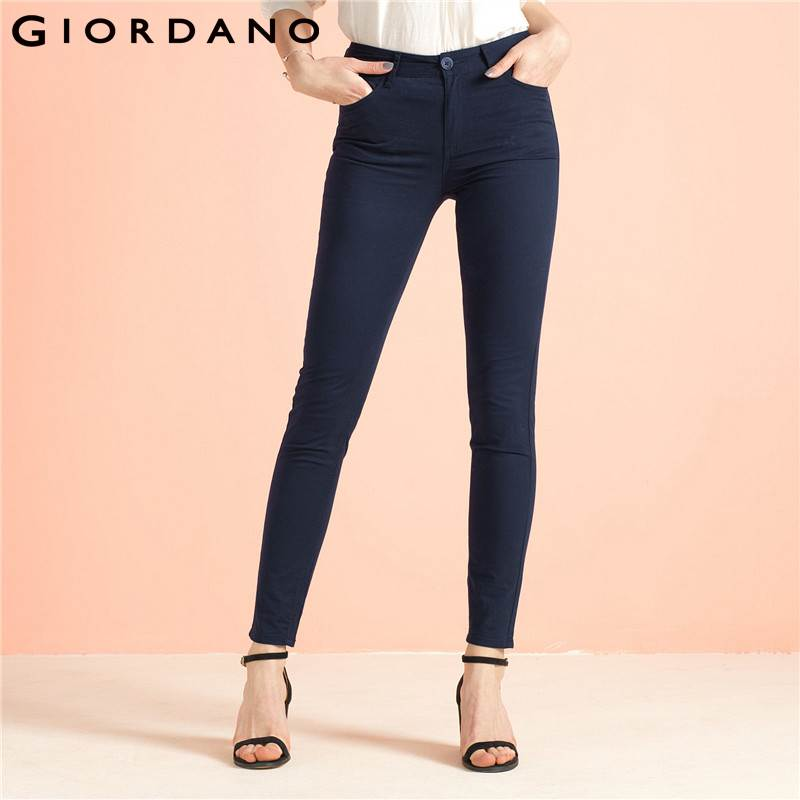 Unique Giordano Women 2015 Summer Casual Crop Jogger Pants And Capris Female Sweatpants Trousers Calca ...
