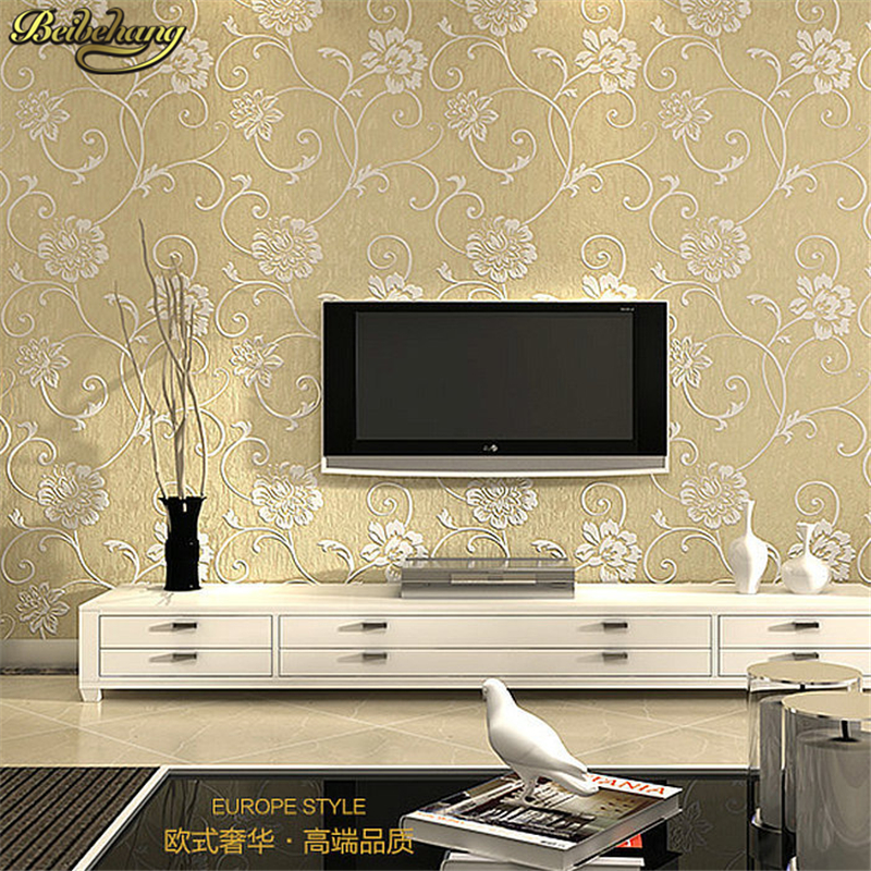 beibehang Damascus wallpaper for wall papel de parede 3D wall paper mural Wallpaper Living room background mural Home Decoration beibehang papel de parede 3d wallpaper for walls modern for bathroom home decoration plaid 3d mural plain paper wall paper roll