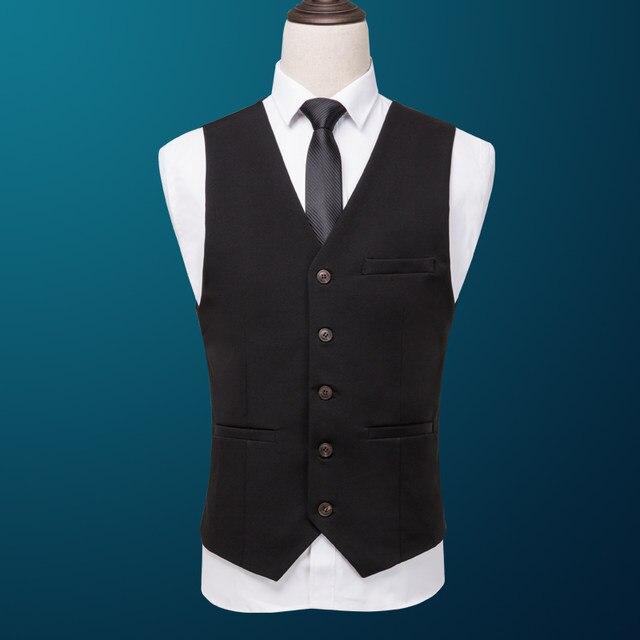 Online Shop New Design Good Quality Men Suits Wedding Groom 3 Pieces ...