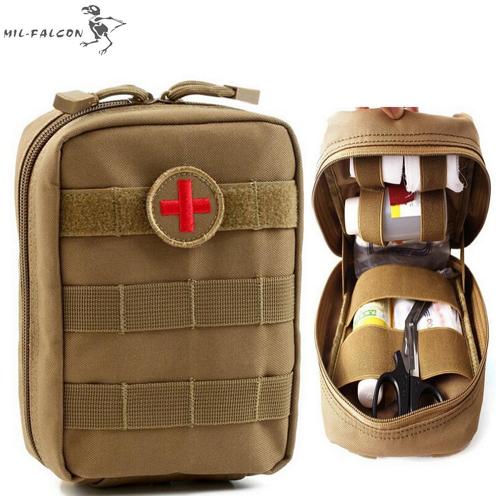 Аптечка мешок/Тактический Многофункциональный Поле Кемпинг медицинской Комплект ЕМТ первой медицинской помощи IFAK дорожная сумка A4559
