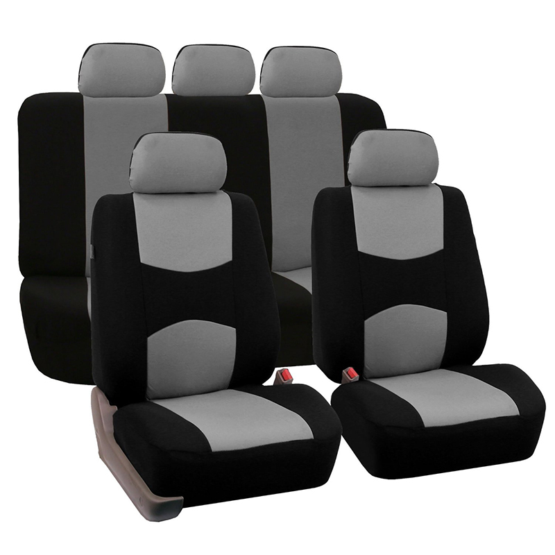 Univeraal car seat cover for Mitsubish ASX Lancer SPORT EX Zinger FORTIS Outlander Grandis car accessories car sticker