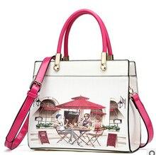 High quality elegant PU shoulderbags for women handbag free shipping