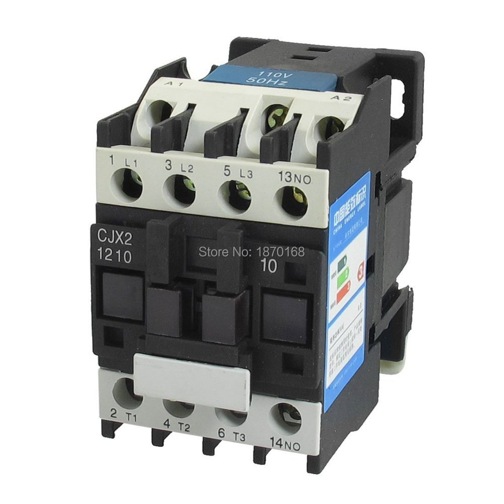 Buy Cjx2 D1810 Ac 24 V Ac36v Ac48v Ac110v Ac220v 4 Terminal Pada Relay More Products