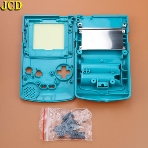 Image 4 - JCD 1pcs Housing Shell Cover for Nintend GameBoy Color for GBC Housing Case Pack