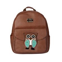 Neue Eule Typ Rucksack Neue frauen Cartoon Tiere Schultertasche Umhängetasche Mode Reisetasche Schultasche Rucksack für teen mädchen
