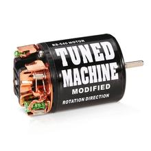 AUSTAR 540 55T Brushed Motor for 1/10 Axial SCX10 RC4WD D90 RC Crawler Truck rc torque tuned motor rs 540 brushed 8t 14t 19t 21t 27t 35t 45t 55t for 1 10 off on road car truck rock crawler buggy boat