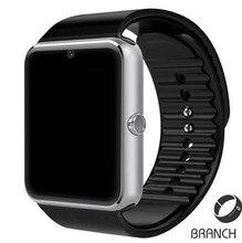 Neue gt 08 smartwatch sim-karte bluetooth armbanduhr für i0s & android telefon intelligente uhr sportuhr smart watch gt-08 gt08