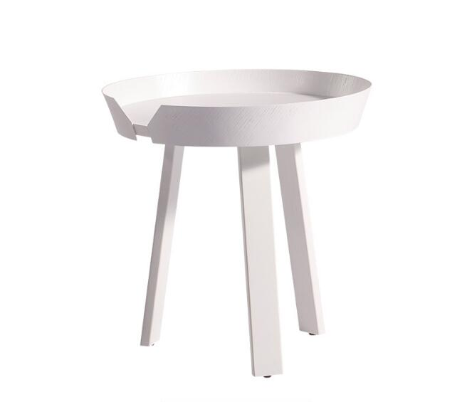 45*46CM Creative Bedside Table Round Side Table Coffee Tables
