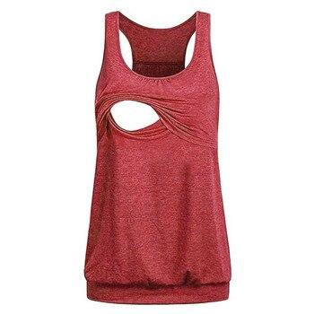 חולצת הנקה נוחה במגוון צבעים