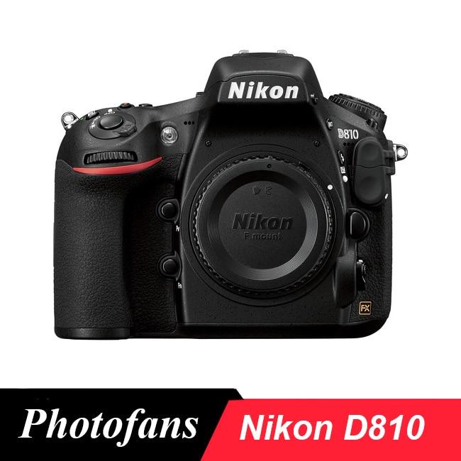 Nikon D810 DSLR Camera (Body Only,Brand New)