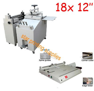 18inch long run photo book making machines package Flush mount photo album maker for wedding, childhood, memory, celebration