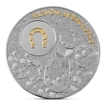 Russia Lucky Coin Commemorative Coin Collection Gift Souvenir coins metal gold plated souvenir gift art collection physical bitcon coin btc case antique imitation commemorative design custom