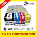 Многоразовый картридж для принтера hp970 971  4 шт.  подходит для HP Officejet Pro X451dn x451dw X551dw X476dn X476dw X576dw