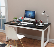 custom madeSimple computer desk desktop table home desk desk simple modern steel wood desk
