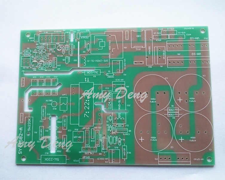 200 250 inverter argon arc welding machine accessories circuit board parts  supply control board bottom plate PCB