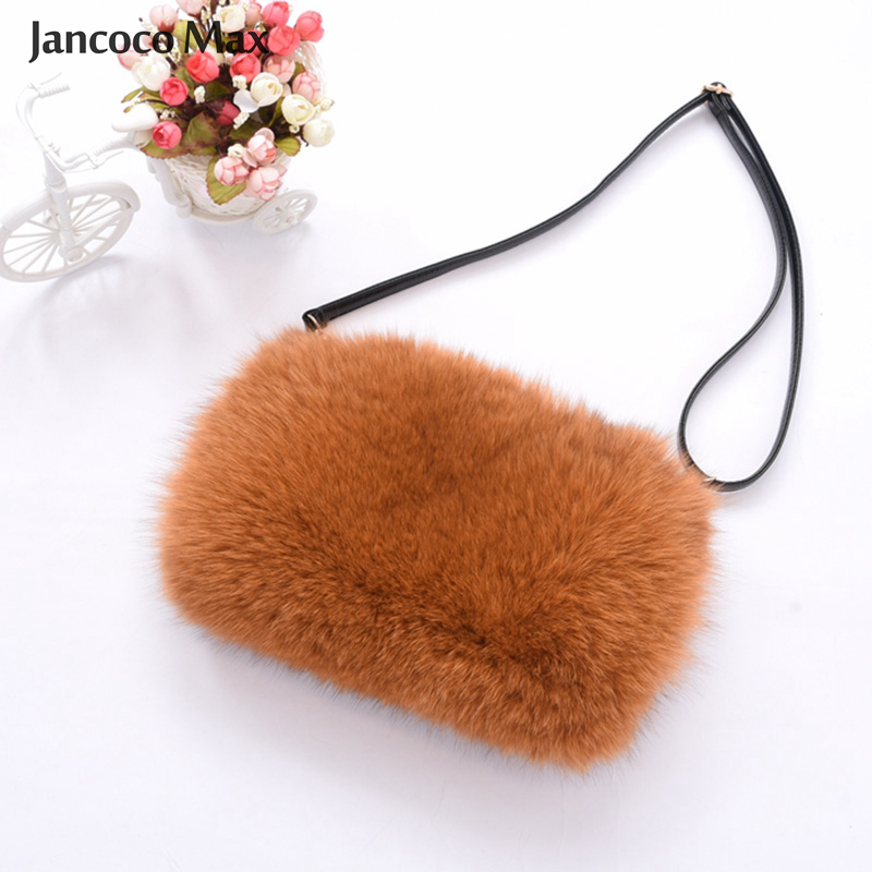 2019 New Design Womens Real Fox Fur Handbags Fashion Fur Packs Shoulder Bags S75132019 New Design Womens Real Fox Fur Handbags Fashion Fur Packs Shoulder Bags S7513
