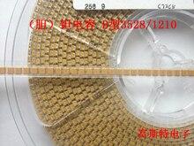 500 teile/los SMD Tantal Kondensatoren 336A 33 uf 10 v B Typ 3528 1210 Tantal Kondensator Gelb Polarität Kondensator