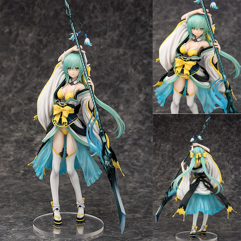 Fate/Grand Order anime model figure Kiyohime sexy action painted girl 1/7 scale collection figures with box toy gift F7191 1pcs action figures toy kids gift collection for trumpeter 01524 1 35 flakvierling 38 sd kfz 7 1 late