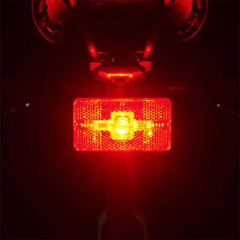 Auto LED bike bicycle rear tail light motion /& darkness sensor from Japan