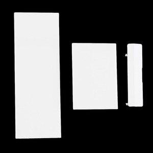 Image 2 - דשים דלת כרטיס SD כרטיס זיכרון 2 סטים עבור Nintendo Wii קונסולת GC דלת זיכרון מכסה החלפת מכסה