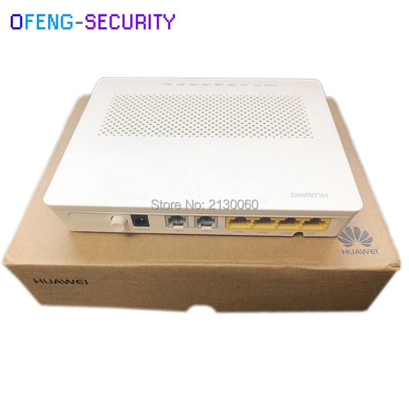 HG8240H GPON ONU ONT FTTH HGU Router 4GE+2Tel SC-UPC Connector Same Function As HG8245H HG8247H GPON ONU ONT SFU Model