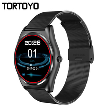 TORTOYO B7/N3 Smart Watch Bluetooth Sports Smartwatch Heart Rate Monitor Sedentary Alert Push Message For iPhone Android Phone