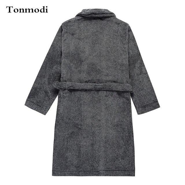 Роскошные катионных мягкий любителей халат халаты пижамы коралловый флис осенью и зимой долго дизайн