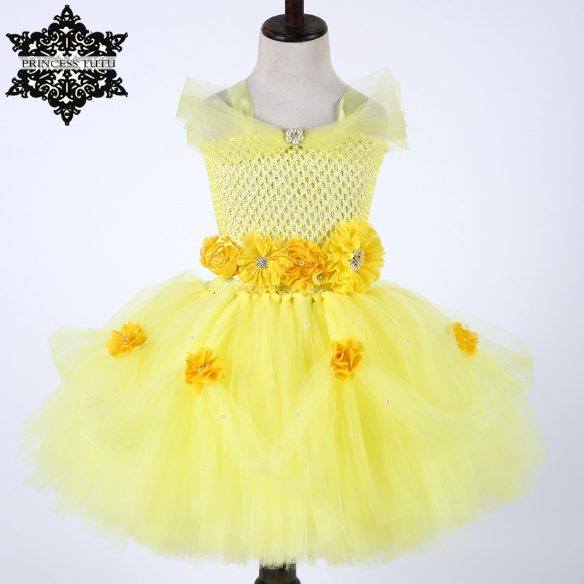 Aliexpress.com : Buy Princess Tutu Summer Yellow Color ...
