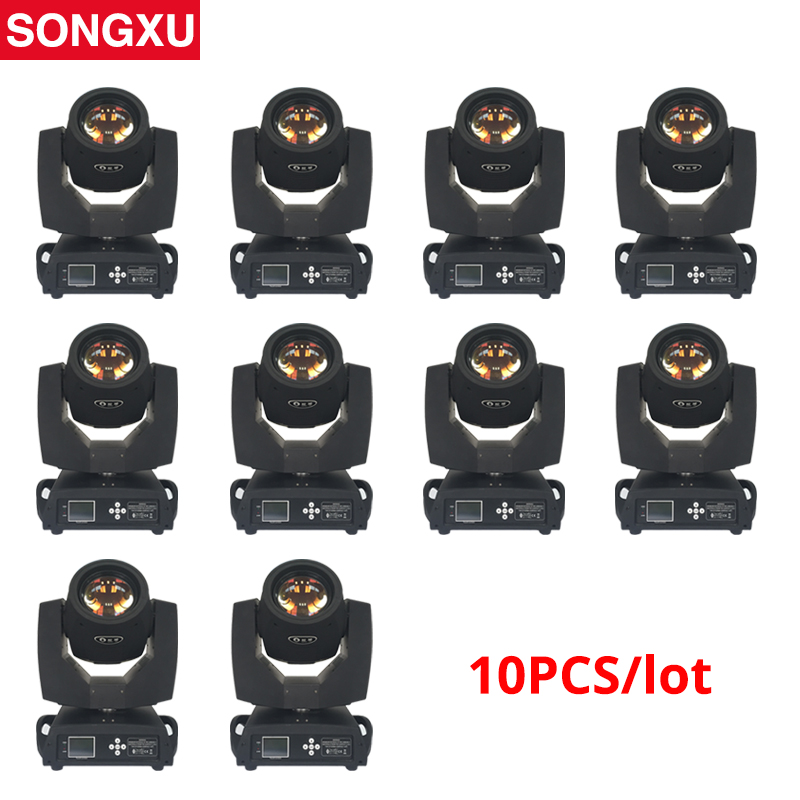 songxu 10pcs lot 7r sharpy beam lyre touch screen sharpy beam 230 7r moving head light for dj. Black Bedroom Furniture Sets. Home Design Ideas