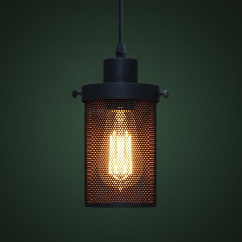 Retro Nordic Creative Iron Net Restaurant Chandelier Edison Bulb Living Room Lamp Bar Lamp Cafe Decoration Light Free Shipping bestdvr 805 light net в москве
