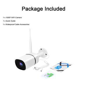 Image 5 - Jooanとonvif hd 1080p ipカメラワイヤレス無線lan弾丸カマラ屋外防水IP66ナイトビジョンirカットセキュリティ
