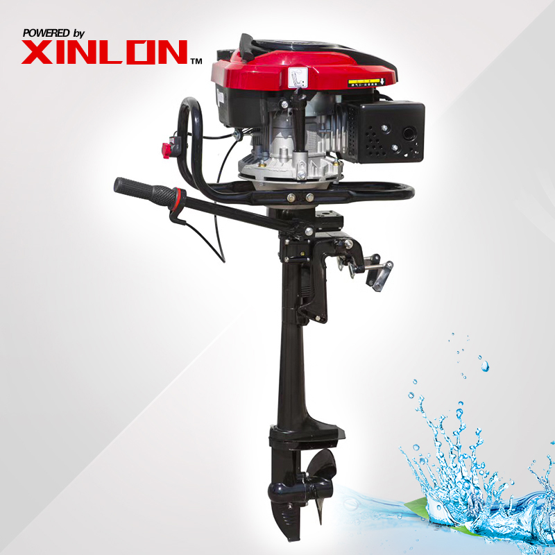 New Product Best Quality Multiple Configuration Engine Type Two/Four-stroke 1.8-6.5HP Outboard Engine Inflatable Outboard Engine boat motor t85 04000005 reverse gear for parsun outboard engine 2 stroke t75 t85 t90 free shipping