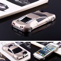 3D Fashion Cool Sport Racing Car For Iphone 5s Case Fast Furious Luxury 2016 PC Phone