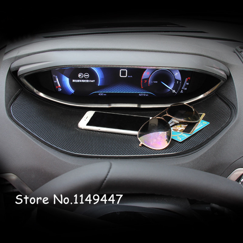 for peugeot 3008 gt 2016 2017 2018 5008 gt 2017 car styling car styling accessories display. Black Bedroom Furniture Sets. Home Design Ideas